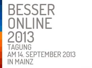 BesserOnline 2013 mainz