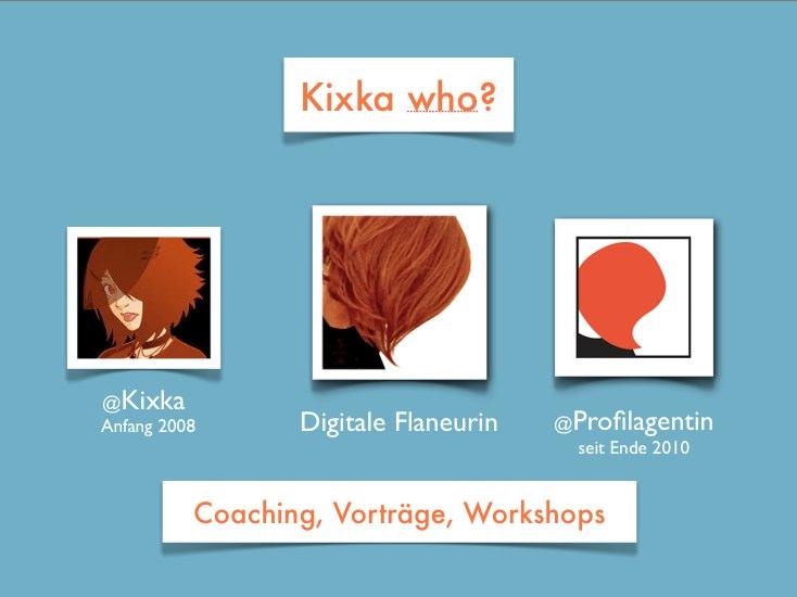 Kixka who?