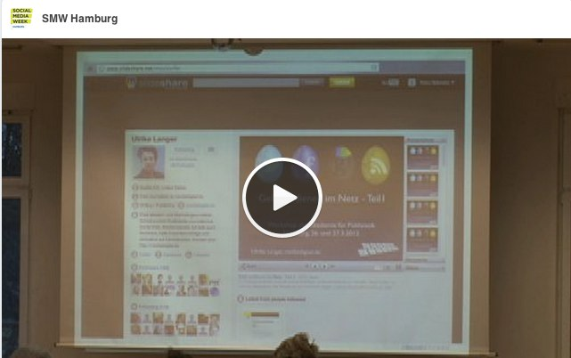 Profile für Profis - Social Media Week 2013 Kixka Nebraska